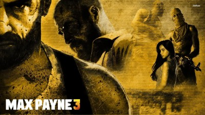 Max Payne 3 Athah Fine Quality Poster Paper Print