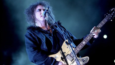 Wall Poster The Cure Robert Smith Paper Print