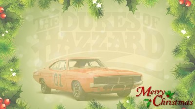 Wall Poster TVShow The Dukes Of Hazzard Paper Print