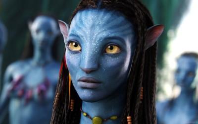 Movie Avatar Avatar Neytiri HD Wall Poster Paper Print