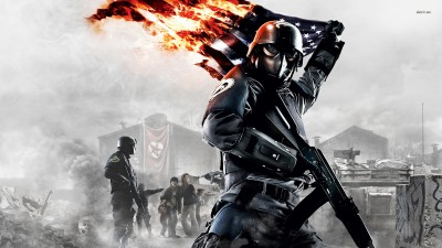 Homefront: The Revolution Athah Fine Quality Poster Paper Print