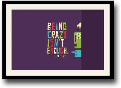 Athah Fine Quality Poster Dr Seuss Quote Fine Paper Print
