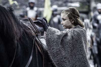 Wall Poster TVShow Game Of Thrones Kerry Ingram Shireen Baratheon Paper Print