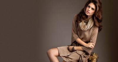 Celebrity Sara Sampaio Models Portugal Model Dress HD Wall Poster Paper Print
