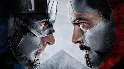 Movie Captain America: Civil War Captain America HD Wall Poster Paper Print