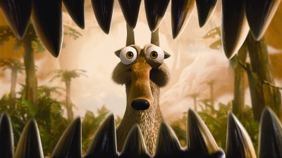 Movie Ice Age: Dawn Of The Dinosaurs Ice Age HD Wall Poster Paper Print