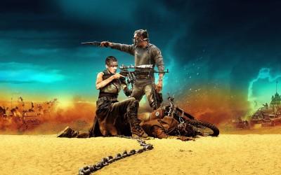 Movie Mad Max: Fury Road Imperator Furiosa Charlize Theron Max Rockatansky Tom Hardy HD Wall Poster Paper Print