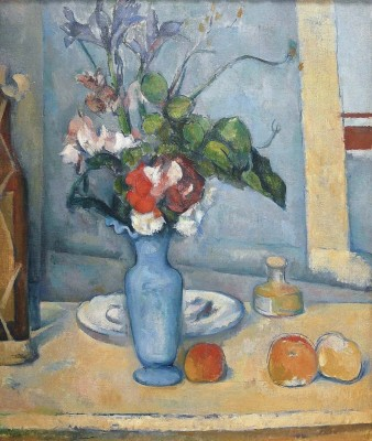 The Blue Vase, 1889-90 (Medium) Paper Print