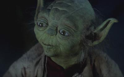 Movie Star Wars Yoda HD Wall Poster Paper Print