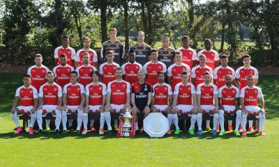 FC Arsenal Players A3 HD Poster Art shi1145 Photographic Paper
