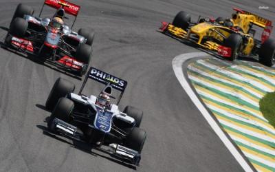 Formula 1- Brazilian GP, Interlagos Athah Fine Quality Poster Paper Print