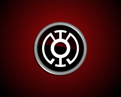 Red Lantern Corps HD Wall Poster Paper Print