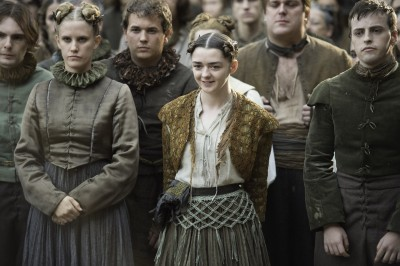 Wall Poster TV Show Game Of Thrones Arya Stark Maisie Williams Paper Print