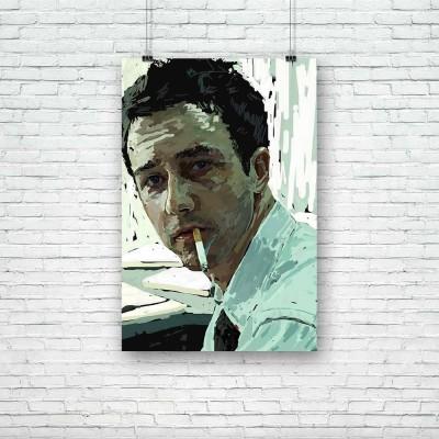 Artzfolio Edward Norton Premium Poster Paper Print