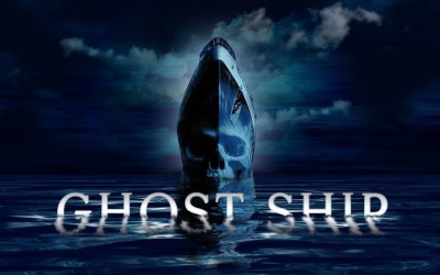 Movie Ghost Ship Ghost HD Wall Poster Paper Print