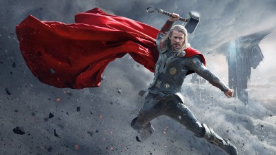 Movie Thor: The Dark World Thor Chris Hemsworth HD Wall Poster Paper Print