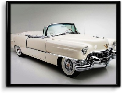 Athah Fine Quality Poster Vintage Cadillac Fine Art Print