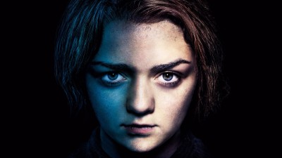 Wall Poster TV Show Game Of Thrones Maisie Williams Arya Stark Paper Print