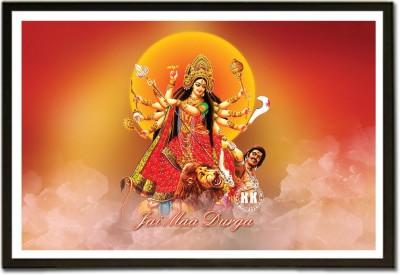 Framed Jai Maa Durga Fine Art Print