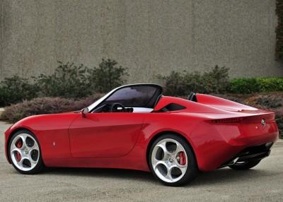 Alfa Romeo 4C GTA car poster Paper Print
