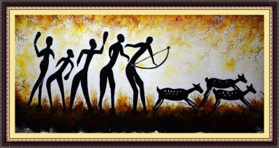 Primeval Age - ArtsNyou Printed Paintings Canvas Art
