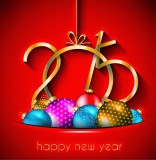 new year images hd wallpapers POSTER Pap...