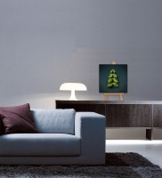 Tallenge Christmas Collection - Christmas Tree - Gallery Wrap Canvas Art(7 inch X 7 inch, Stretched) best price on Flipkart @ Rs. 1749
