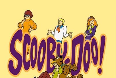 Scooby Doo Paper Print
