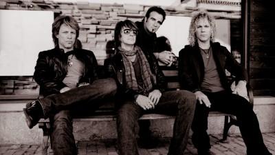 Music Bon Jovi Band (Music) United States HD Wall Poster Paper Print
