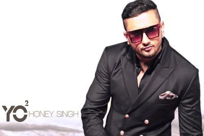 Sombra Poster Yo Yo Honey Singh 1215 Photographic Paper