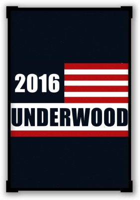 Athah Poster Frank Underwood For President 20 House Of Cards Poster Paper Print Paper Print