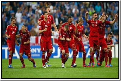 FC Bayern Munich Player Poster Paper Print