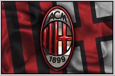 AC Milan Poster Paper Print