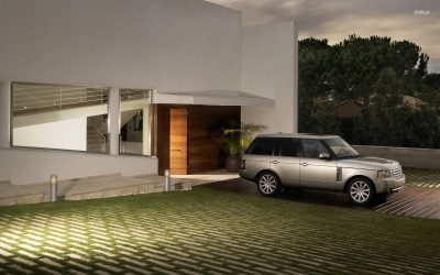 Athah 2010 Land Rover Range Rover Poster Paper Print
