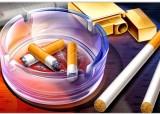 Posterhouzz Abstract Cigarettes Paper Pr...