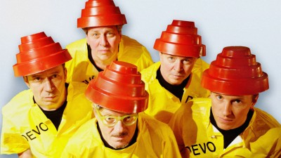 Wall Poster Devo Band (Wall Poster ) United States Paper Print