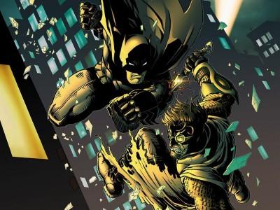 Talon Batman HD Wall Poster Paper Print