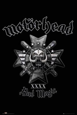 Athah Poster Official Motorhead Bad Magic Global Paper Print