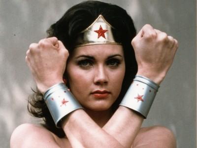Wall Poster TV Show Wonder Woman (1975) Wonder Woman Paper Print