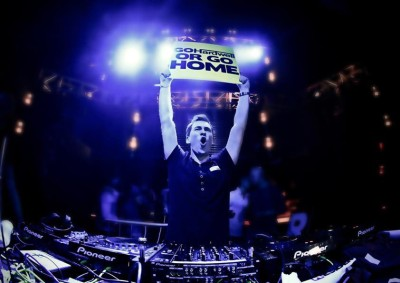 Go Hardwell Or Go Home A3 NON TEARABLE High Quality Printed Poster - Wall Art Print (Size : 11.7 x 16.5) , For Bedroom , Living Room, Kitchen, Office, Room Paper Print