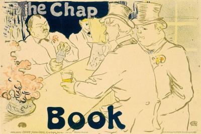 The Chap by Toulouse-Lautrec Print Paper Print