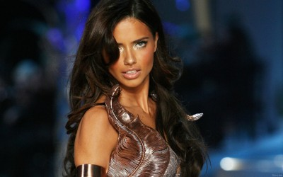 Celebrity Adriana Lima Models Brazil HD Wall Poster Photographic Paper