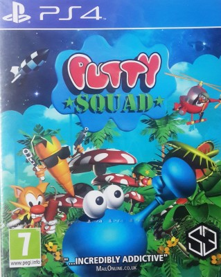 Putty Squad Ps4 Photographic Paper