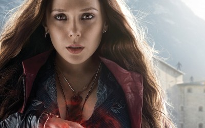 Movie Avengers: Age Of Ultron The Avengers Avengers Scarlet Witch Elizabeth Olsen HD Wall Poster Paper Print