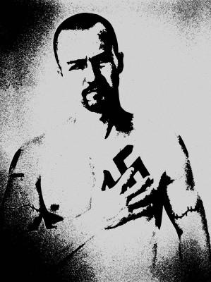 Athah Poster American History X Edward Norton Paper Print