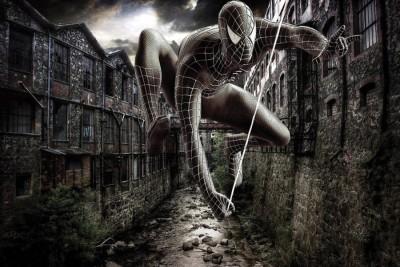 Amazing Spiderman Paper Print