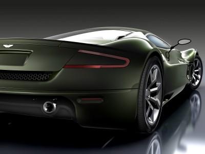Aston Martin Poster By Printhike Paper Print