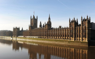 Athah Fine Quality Palace of Westminster poster Paper Print
