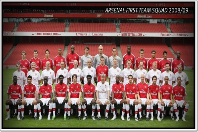 Arsenal FC Poster Paper Print