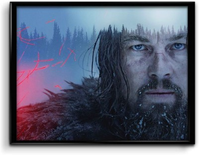 The Revenant,Leonardo Di Caprio Canvas Art